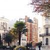 spacer w Londynie