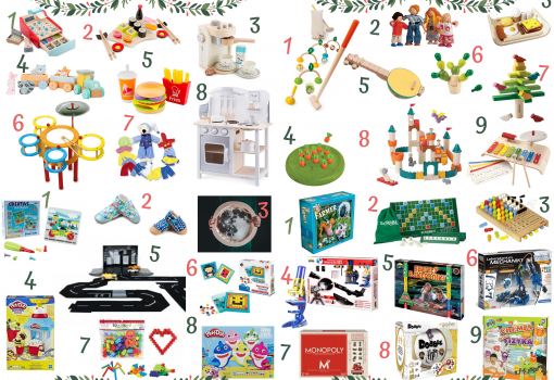 Ponadczasowe prezenty dla dzieci