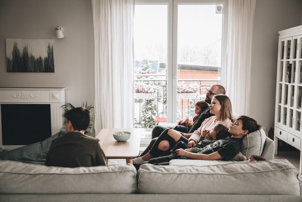 rodzinne seanse z netflix